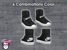 thlleite's Nike Sneaker (V1) | Sims 4 CC