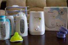 Twined Breastfeeding Reviews: Breastfeeding Storage System by Kiindle