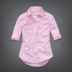 girls trisha shirt | girls shirts | abercrombiekids.ca