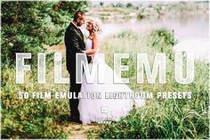 FILM EMU Lightroom Presets by GOICHA on @creativemarket