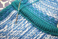 Christina's Handmade: Montering av genser, en ny Marius :)