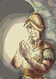 Sam Vines - artist AdiFitri Ahmad