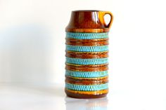 Carstens Tönnieshof West German pottery.  Repinned by Secret Design Studio, Melbourne. www.secretdesignstudio.com