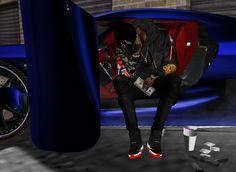 Money Habits #TrapGod #IMVU #Championz #Zoeboy #photostream #swag #urban #ghetto #trap #cokeboyz #gucci #freebandz #guwop
