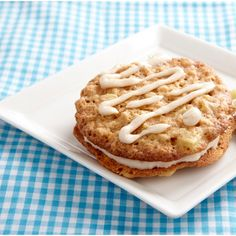 Oatmeal-Apple Cream Pies(from Scratch)<3