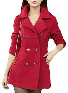 Fleet Street Long Heavy Girls Puffer Jacket with Pillow Collar for Winter
