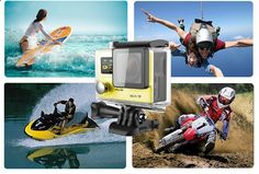 New products 2016 innovative product waterproof 4K sport camera 1080P mini camera, View sport camera, OEM Product Details from Shenzhen FourPlusOne Industry Co., Ltd. on Alibaba.com