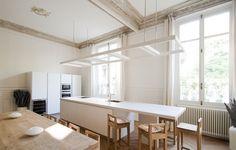 APPARTEMENT – LUXEMBOURG   FELD ARCHITECTURE l Architectes à Paris 75007  