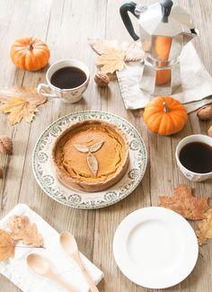 Pumpkin pie – Vegan