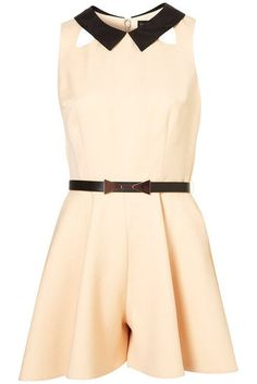Topshop Full Skirted Playsuit MUST HAVE <3 <3 <3 <3 <3