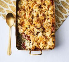 Kukkakaalilaatikko | Liha, Pastat ja risotot, Padat ja laatikot, Gluteeniton | Soppa365