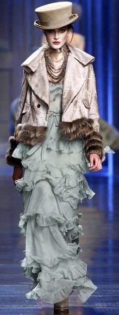Christian Dior  Autumn 2010