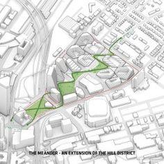 BIG . New Lower Hill Master Plan . Pittsburgh  (8)