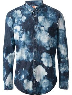 Msgm Camisa Estampada - Monti - Farfetch.com