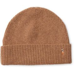 pPOLO2-24683821_lifestyle_dt Best Deal Polo Ralph Lauren Merino Wool Hat Rye Brown Hthr One Size