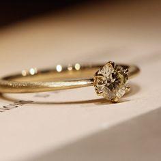 オーダーメイド婚約指輪 オーダーリング058 | 婚約指輪のオーダーメイドはithイズマリッジ