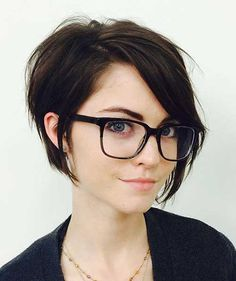 Cute Short Haircut Ideas for Stylish Ladies - Love this Hair