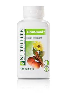 NUTRILITE® ClearGuard™ - ABSOLUTE BEST Allergy Meds on the Market! I had tried everything and this solved it!
