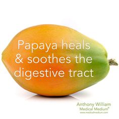 Papaya by @medicalmedium #nutrition #plantbased #plantbaseddiet #food #fruit #diet #eatplants #plants #health #healing #papaya