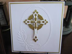 Confirmation card by Michele G - Cards and Paper Crafts at Splitcoaststampers