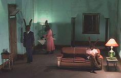 Rabbits, 2002. David Lynch