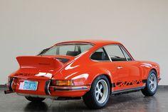 1973 Porsche Carrera 911RS