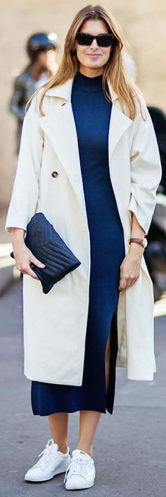 Amazing Ways To Wear With Trench Coats
