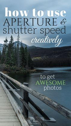Photography tips for shutter speed and creativity. Aperture and Shutter Speed do much more than just correctly expose your photos. If used creatively, they can produce some awesome effects! Dslr Photography Tips, Landscape Photography Tips, Photography Tips For Beginners, Photography Lessons, Outdoor Photography, Photography Tutorials, Digital Photography, Amazing Photography, Photography Awards
