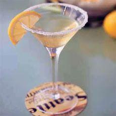 Lemon Drop Liqueur Recipe