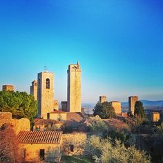 San Gimignano, Tuscany | by tangvan