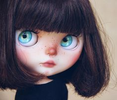 Blythe Doll... with a frost bitten nose?