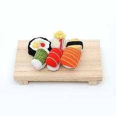 Sushi 6this Crepe accessories