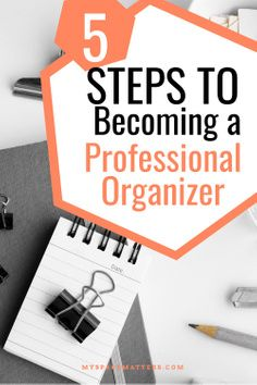 How to Become a Personal Organizer | 5 Steps to Becoming a Home Organizer | Checklist for New Professional Organizers #becomeprofessionorganizer #professionalorganizerbusiness #professionalorganizer Business Organization, Kitchen Organization, Professional Organizers, Personal Organizer, How To Become, Kitchen Organisation, Kitchen Staging