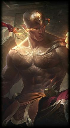 League of Legends- God Fist (what a dumb title) Lee Sin