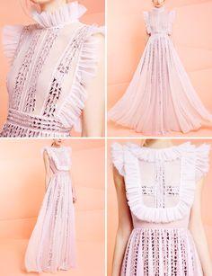 fashion-runways: RAMI KADI Couture Spring/Summer... |