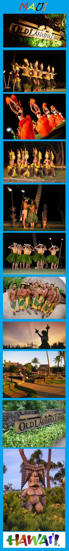 #Maui  ..... Old Lahaina Luau !  .... so much fun.... great food and entertainment!!!
