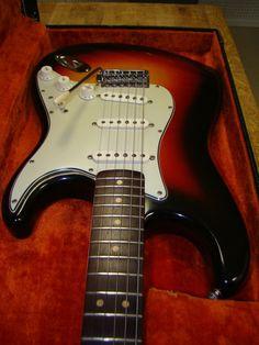 Fender Stratocaster 1964 Sunburst | Reverb