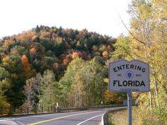 #Ridecolorfully and visit Florida, Massachusetts