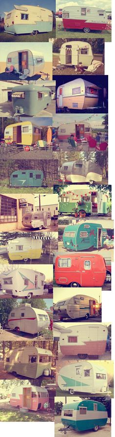 When #autumn comes and you pack up your tent, keep on #camping with a camper! Some inspiration | originally pinned by Avery Elbin | #aaa www.aaa.com/travel
