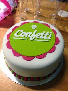 Confetti Confetti, Birthday Cake, Cakes, Desserts, Food, Tailgate Desserts, Deserts, Cake Makers, Birthday Cakes