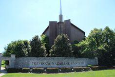 Trevecca Community Church -- building bridges of hope