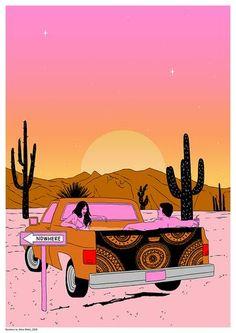 Erotic illustrations by Alicia Rihko. Psychedelic Art, Art Hippie, Arte Dope, Trippy Painting, Stoner Art, Wow Art, Animes Wallpapers, Retro Art, Surreal Art