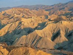 The only desert in Europe. Desert Climate, Regions Of Europe, Ebro, Spain Holidays, Andalusia, Filming Locations, Space Travel, Nature Pictures, Best Hotels
