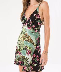 94 melhores imagens de vestidos florais  cf321af172245