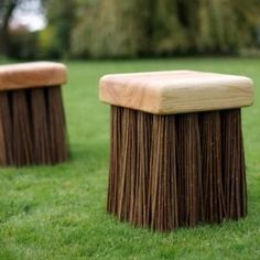 Brushing up your garden seats