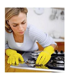 professional oven steam cleaning