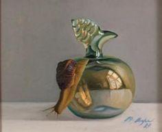 Reflejo de caracol - Martha Chapa