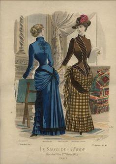 Le Salon de la Mode 1882