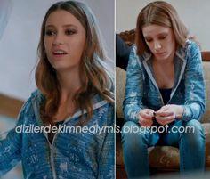 Medcezir - Serenay Sarıkaya, 65.Bölüm Elbiseleri
