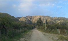 Paisaje Serrano - La Paz - Córdoba